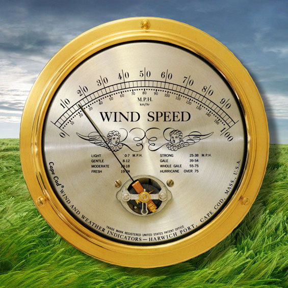 Weather Instruments: Cape Cod Wind & Weather and Downeaster Wind ...